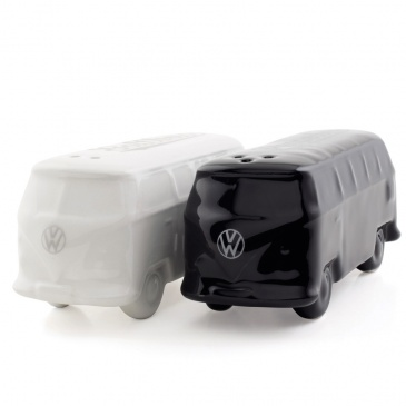 VW Przyprawnik BUS WHITE/BLACK