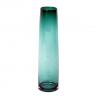 Wazon Pure Malachite L 15x15x60cm