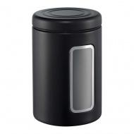 Wesco - Pojemnik z okienkiem 2l CL czarny MATT Wesco