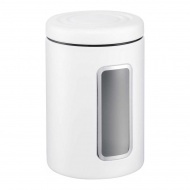 Wesco - Pojemnik z okienkiem CL 2l biały MATT Wesco