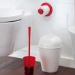 Wieszak na papier toaletowy Koziol Plug'n Roll niebieskiWieszak na papier toaletowy Koziol Plug'n Roll niebieski KZ-5235598