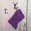 Wieszak na ręcznik Koziol Bunny zielony KZ-5650543