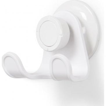 Wieszak pod prysznic Flex GEL-LOCK (biała) Umbra
