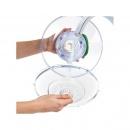 Wirówka do sałaty Easy Spin biała 26 cm - Zyliss