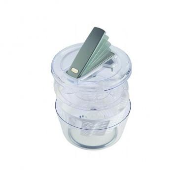 Wirówka do sałaty Swift Dry biała 20 cm - Zyliss