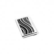 Wizytownik pionowy Troika Black&White