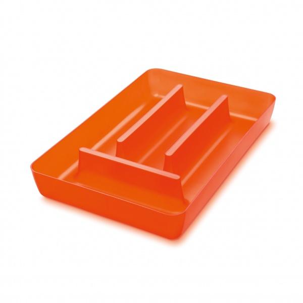Wkład do szuflady na sztućce Koziol Rio pomarańczowy KZ-5210509