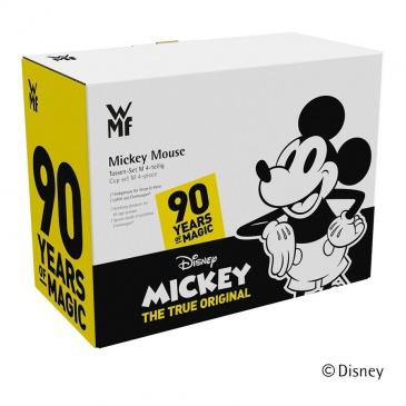 WMF - Zestaw dla dzieci 4el. S, Myszka Miki
