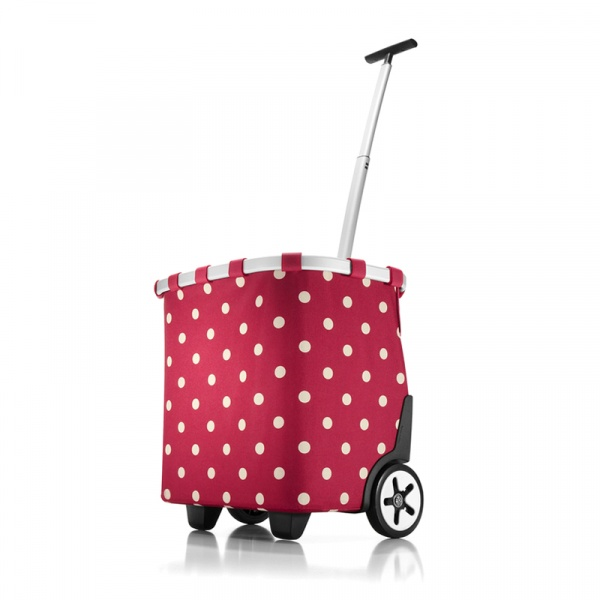 Wózek Reisenthel Carrycruiser ruby dots OE3014