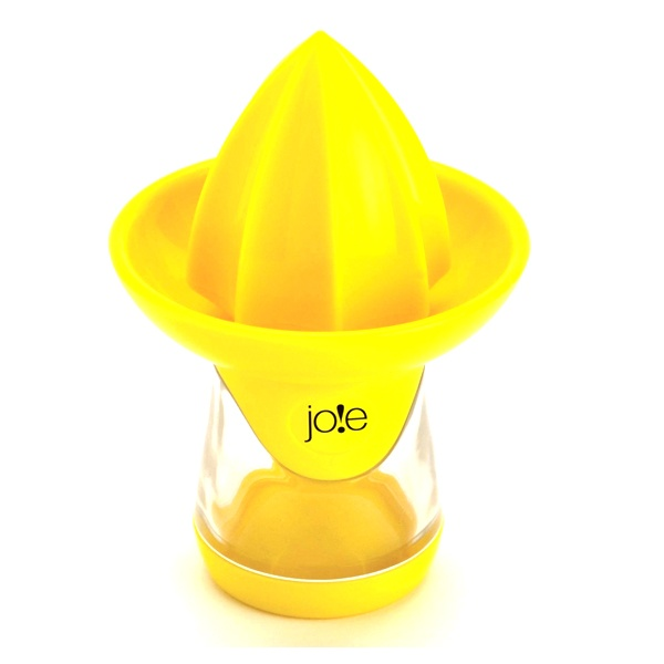 Wyciskacz do cytrusów z pojemnikiem 30 ml MSC International żółty MS-29403