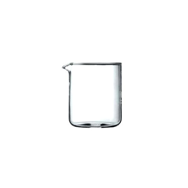 Wymienny szklany dzbanek do zaparzaczy tłokowych do herbaty Bodum BD-1504-10