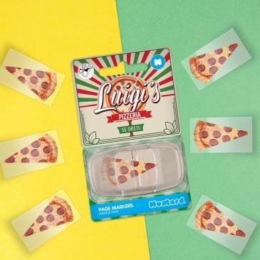 Zakładki indeksujące Luigi?s Pizzeria Mustard