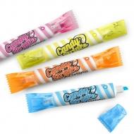 Zakreślacze Cukierki 4 szt. Candy Stripes Mustard