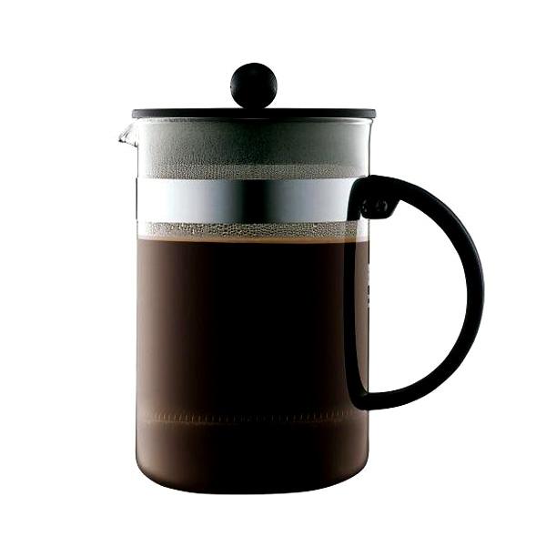 Zaparzacz Bodum Bistro Coffee 1,5l czarny BD-1582-01