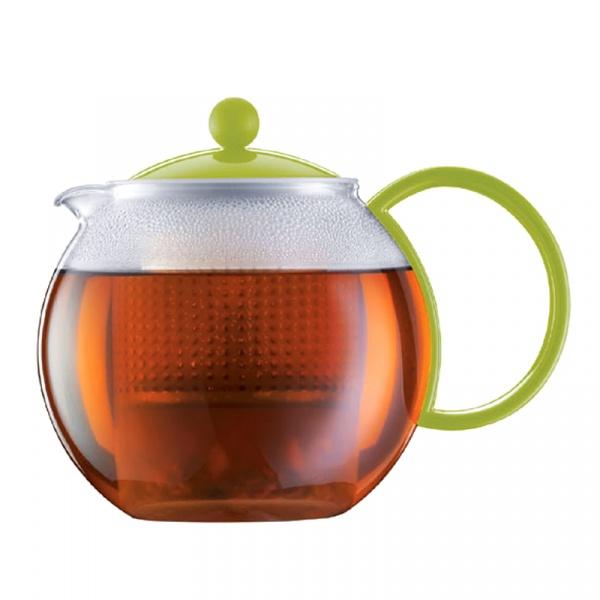Zaparzacz do herbaty 1 l Bodum Assam zielony BD-1844-565