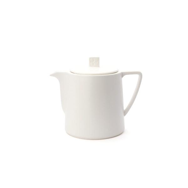 Zaparzacz do herbaty 1,0 l Bredemeijer Lund biały  B-LD002W
