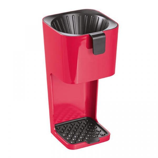 Zaparzacz ekspres do kawy Koziol Unplugged malinowy KZ-3059102