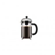 Zaparzacz french press Chambord Bodum 1,5l srebrny