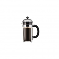 Zaparzacz french press Chambord Bodum 1l srebrny