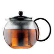 Zaparzacz tłokowy do herbaty 1 l BODUM Assam stalowy
