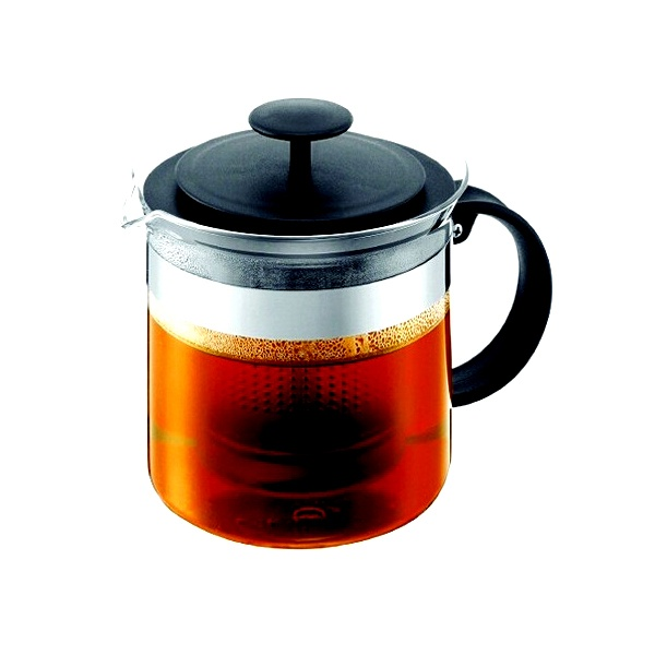 Zaparzacz tłokowy do herbaty 1,5 l BODUM Bistro Nouveau BD-1880-01
