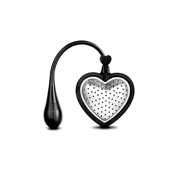Zaparzaczka do herbaty AdHoc Heart Hangtea A-TE57