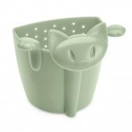 Zaparzaczka do herbaty kotek Koziol MIAOU eukaliptusowa zieleń KZ-3236655