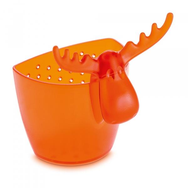 Zaparzaczka do herbaty Koziol Rudolf pomarańczowa KZ-3233509