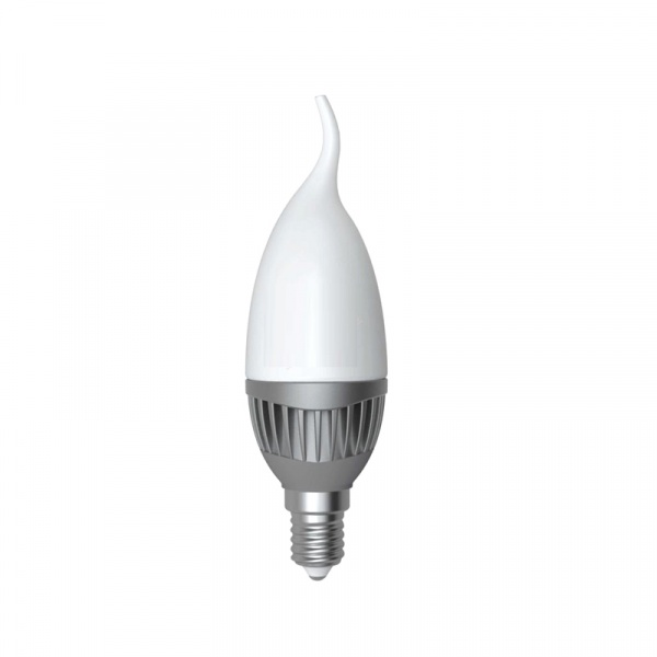 Żarówka Ledlumen CL37-A E14 4.5W 230V 11pcs H5050 WW 128969433