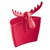 Zawieszka na kubek Koziol Rudolf czerwona