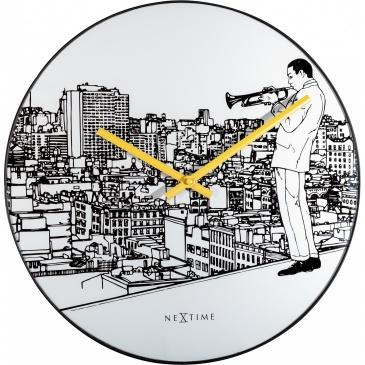 Zegar 8191 'Trumpet City'