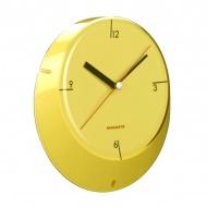 Zegar Casa Bugatti Glamour żółty