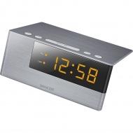 Zegar cyfrowy z budzikiem i łądowarką USB Sencor SDC 4600 OR