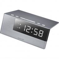 Zegar cyfrowy z budzikiem i łądowarką USB Sencor SDC 4600 WH