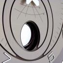 Zegar Incantesimo Design Momentum Pendulum