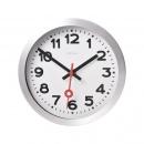 Zegar ścienny 19 cm Nextime Station bia