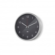 Zegar ścienny 24cm Zack Palla szaro-czarny