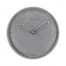 Zegar ścienny 35 cm Nextime Cross szary