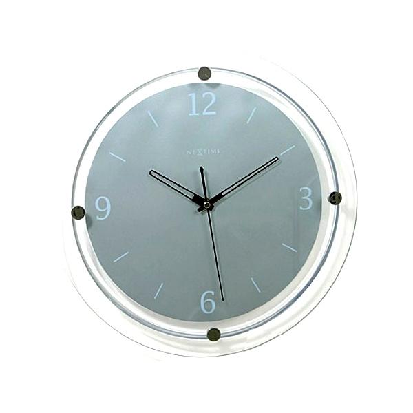 Zegar ścienny 35 cm NEXTIME Mega 2850