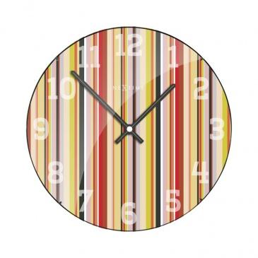 Zegar ścienny 35 cm Nextime Smithy Dome