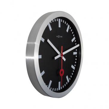 Zegar ścienny 35 cm Nextime Station