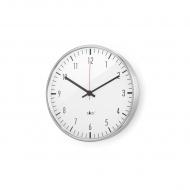Zegar ścienny 35cm Zack Vedere srebrno-biały