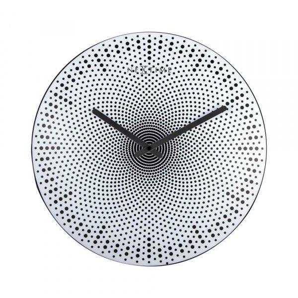 Zegar ścienny 39,5 cm NeXtime Dots 3131