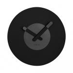 Zegar ścienny 39,5 cm Nextime In Touch czarny