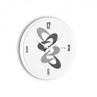 Zegar ścienny Adsum Incantesimo Design biały