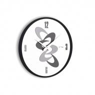 Zegar ścienny Adsum Incantesimo Design czarny