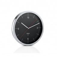 Zegar ścienny sterowany radiowo Blomus Crono czarny