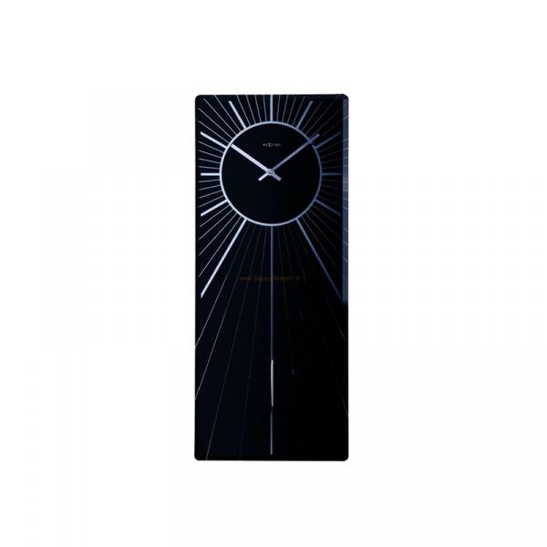 Zegar ścienny z wahadłem Nextime Heavenly 2972