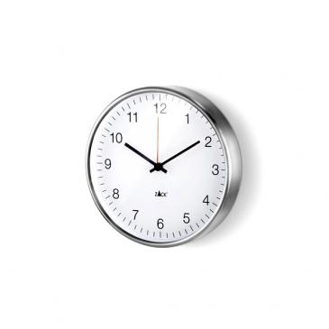Zegar ścienny Zack Palla biały