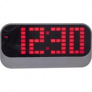 Zegar stojący 8,5 x 17,5 cm Nextime Loud Alarm czerwony